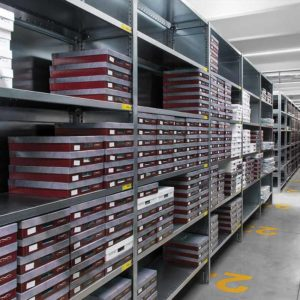 Modular industrial racking systems ST
