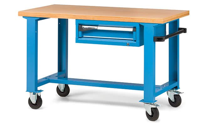 Industrial Workbench WORK ROL MASTER