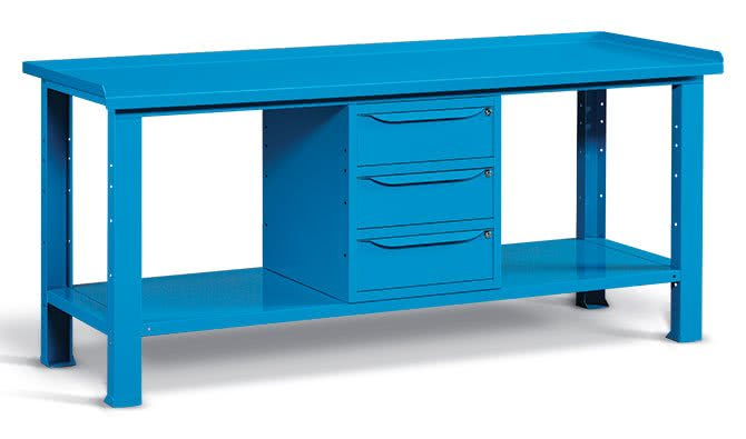 Industrial Workbenches WORK STEEL