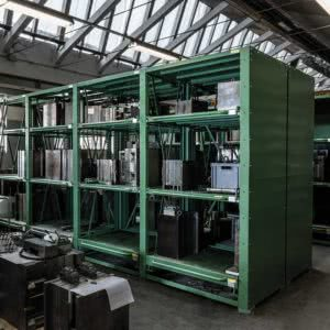 Heavy Duty Racking Systems AR