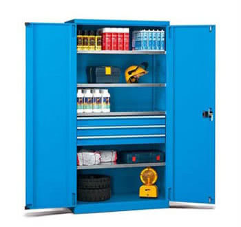Industrial cabinets